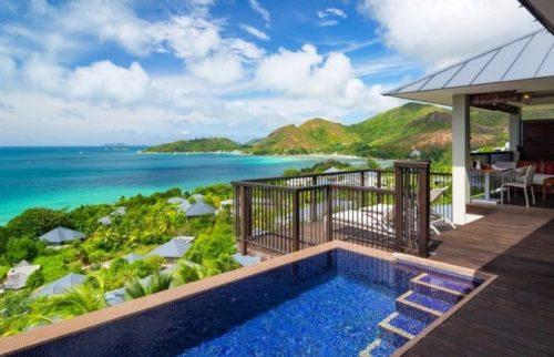 Raffles Praslin Seychelles Luxe