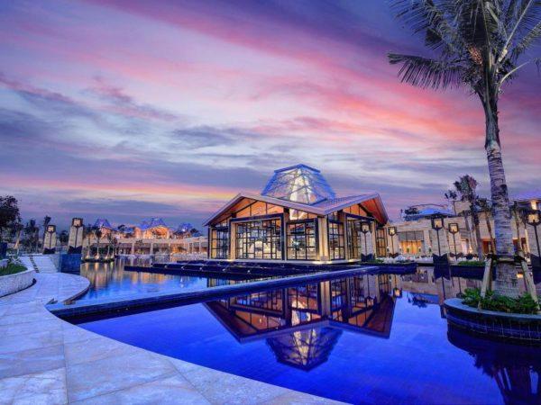 The Mulia, Mulia Resort & Villas - Нуса Дуа