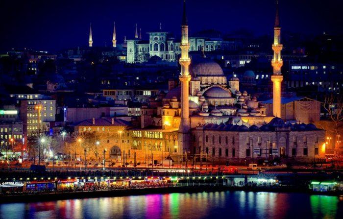 День 1. Москва – Стамбул