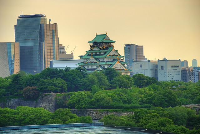 День 5. Канадзава - Осака