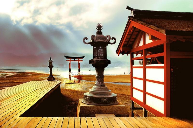 День 9. о. Миядзима - Хиросима
