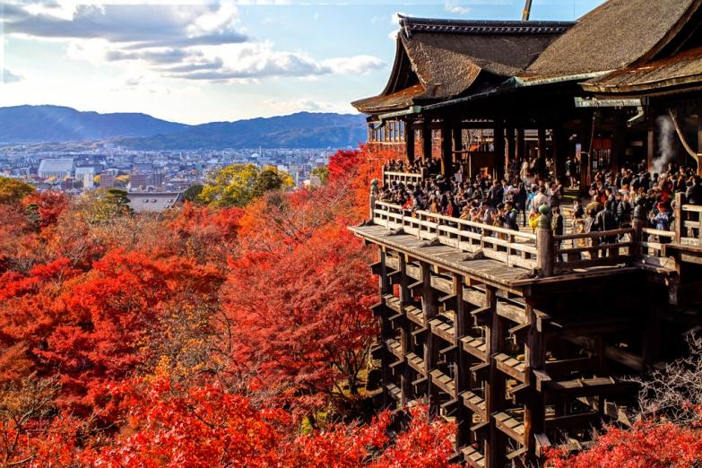 День 9. Хиросима - Киото - Нара - Киото