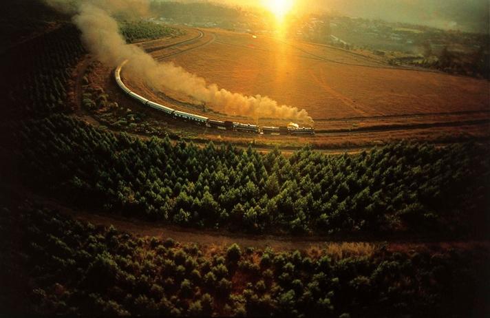День 7. Поезд Rovos Rail – Кейптаун
