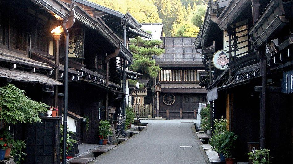 День 4. Такаяма и традиционная деревня Сиракава - Канадзава