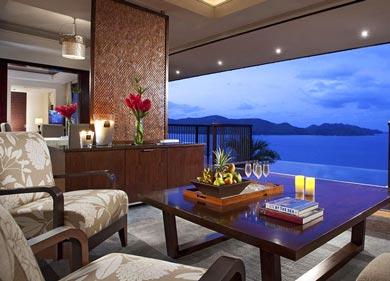 Two Bedroom Ocean View Villa