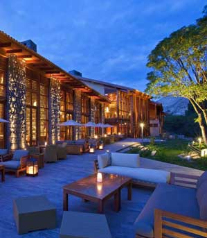 Tambo Del Inka A Luxuary Collection Resort & SPA 5*