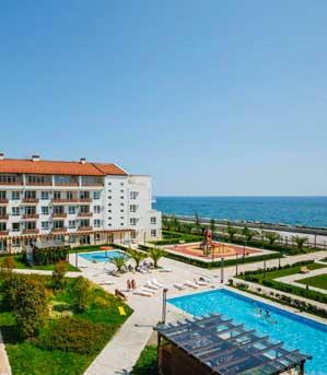 Appart Hotel Imeretinskiy 4*