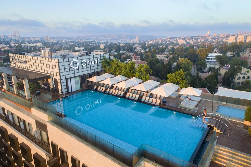Orient Jerusalem by Isrotel Exclusive Collection 5* Deluxe
