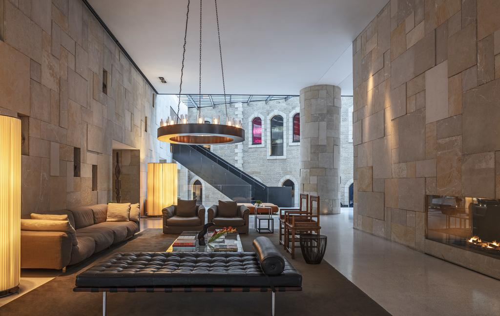 Mamilla Hotel 5* DeLuxe - Te Leading Hotels of the World