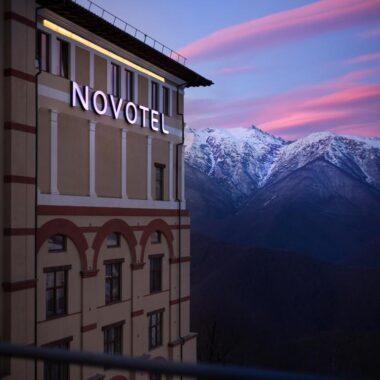 Novotel Resort Krasnaya Polyana